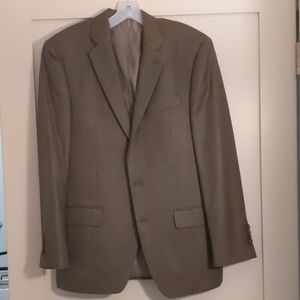 Ralph Lauren Sport Coat 38R- Tan